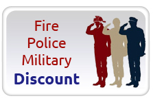 Discounts Fire, Military, Police